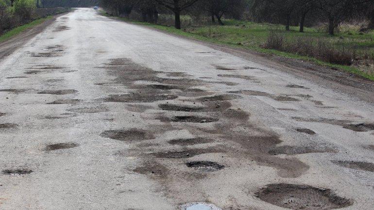 Самые плохие дороги Украины