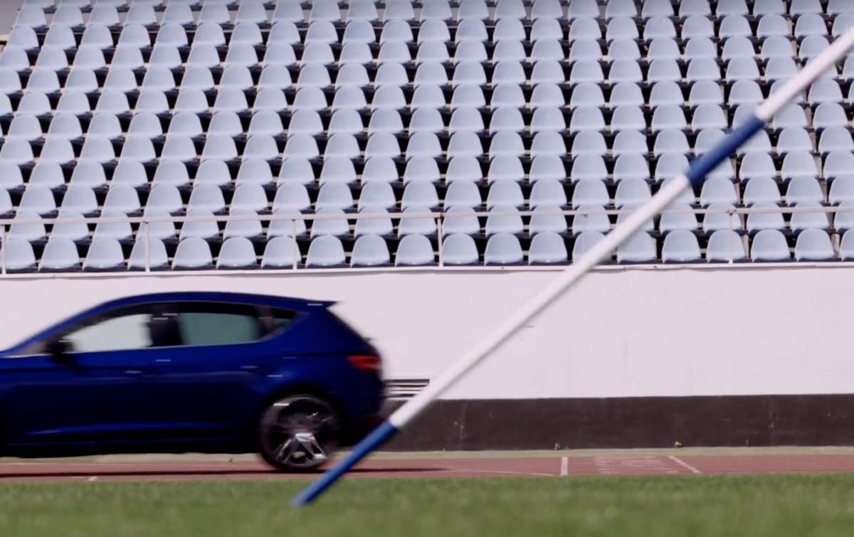 Олимпийские игры автомира: SEAT Leon Cupra против копья