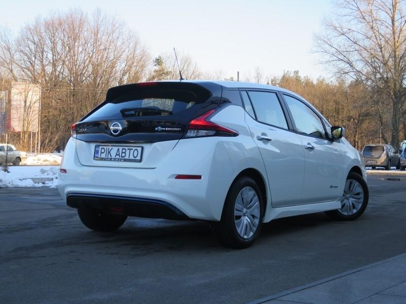 Nissan Leaf 2018 в Украине
