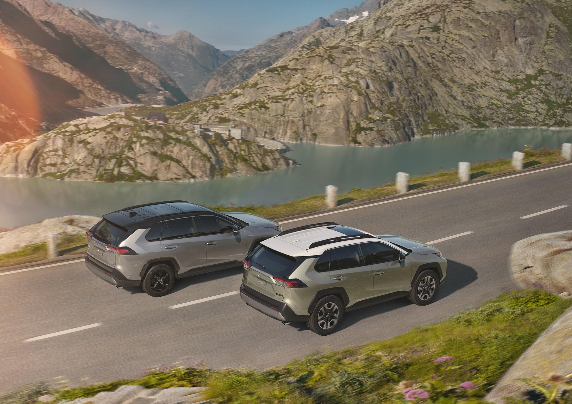 Новая Toyota Rav4 2019 представлена официально Автоцентр Ua