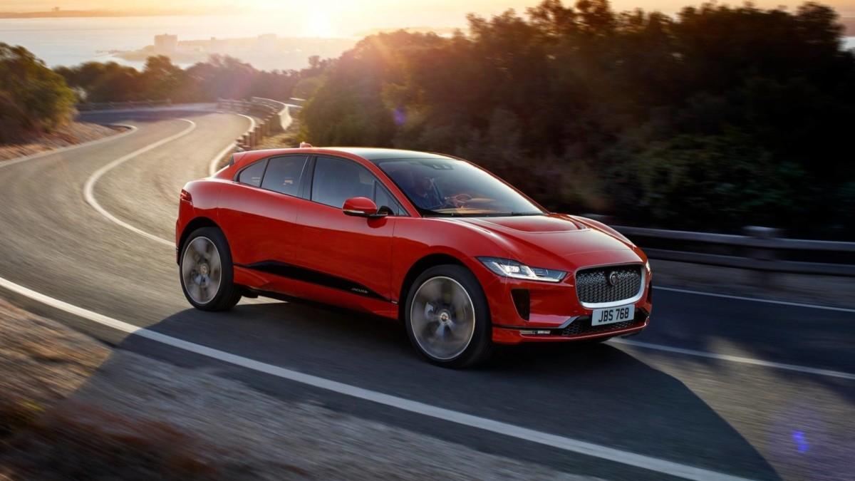 Jaguar I Pace 2019 все подробности первого электромобиля Ягуар