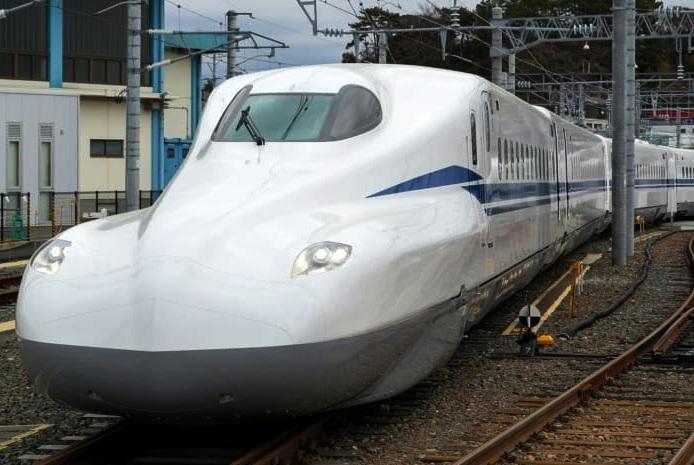 Поезд-пуля Shinkansen N700S