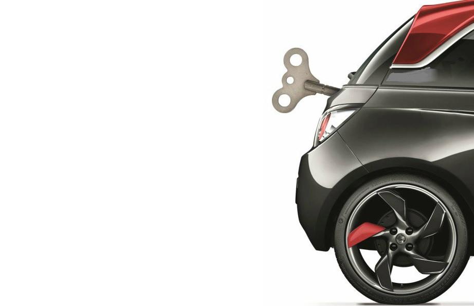 автомобиль на кинетической энергии