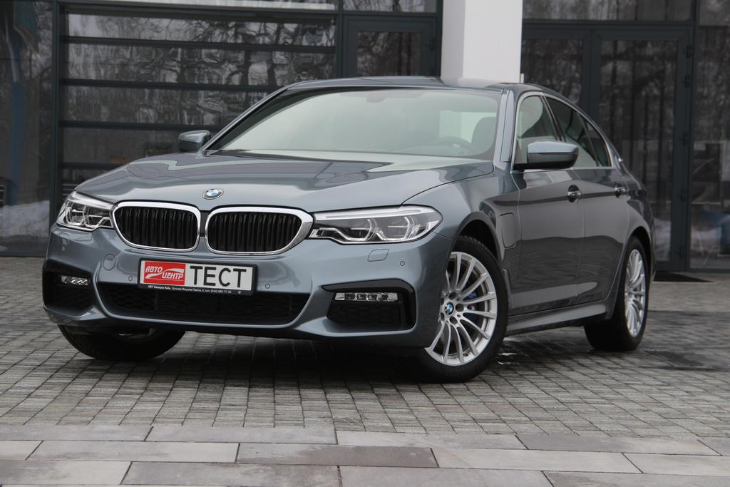Внешность BMW 530e
