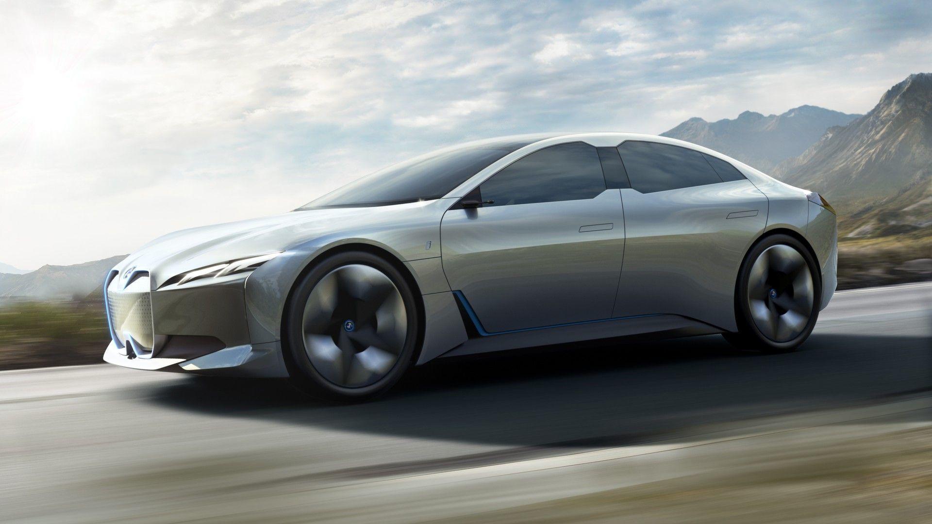 Электрокар BMW iNEXT