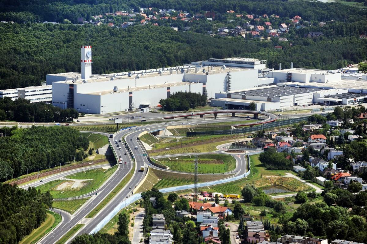 Завод Antoninek в городе Познань
