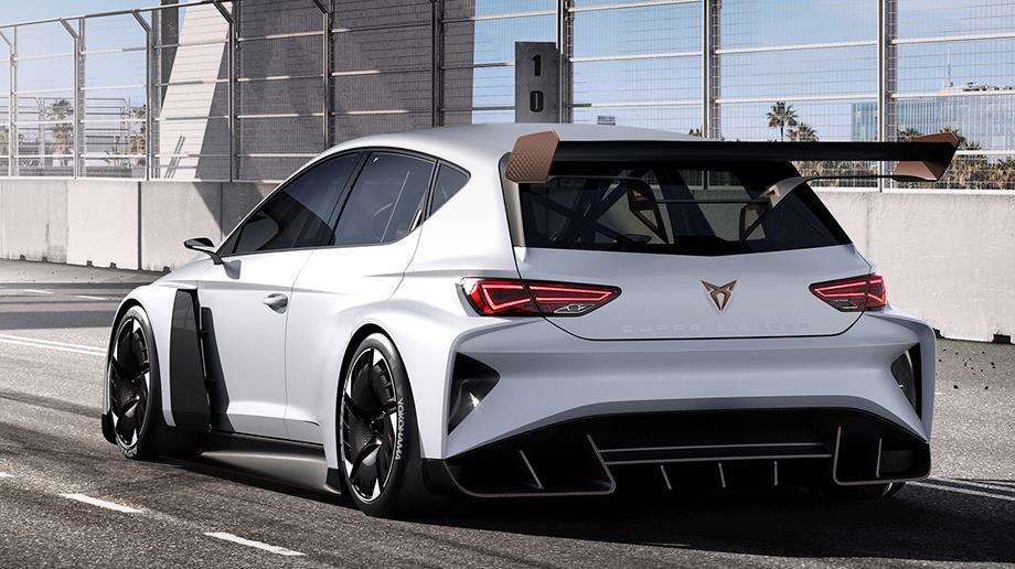 Гоночное авто e-Racer