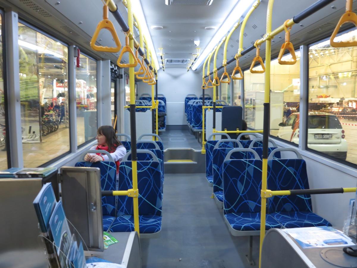 Салон на 81 пассажира