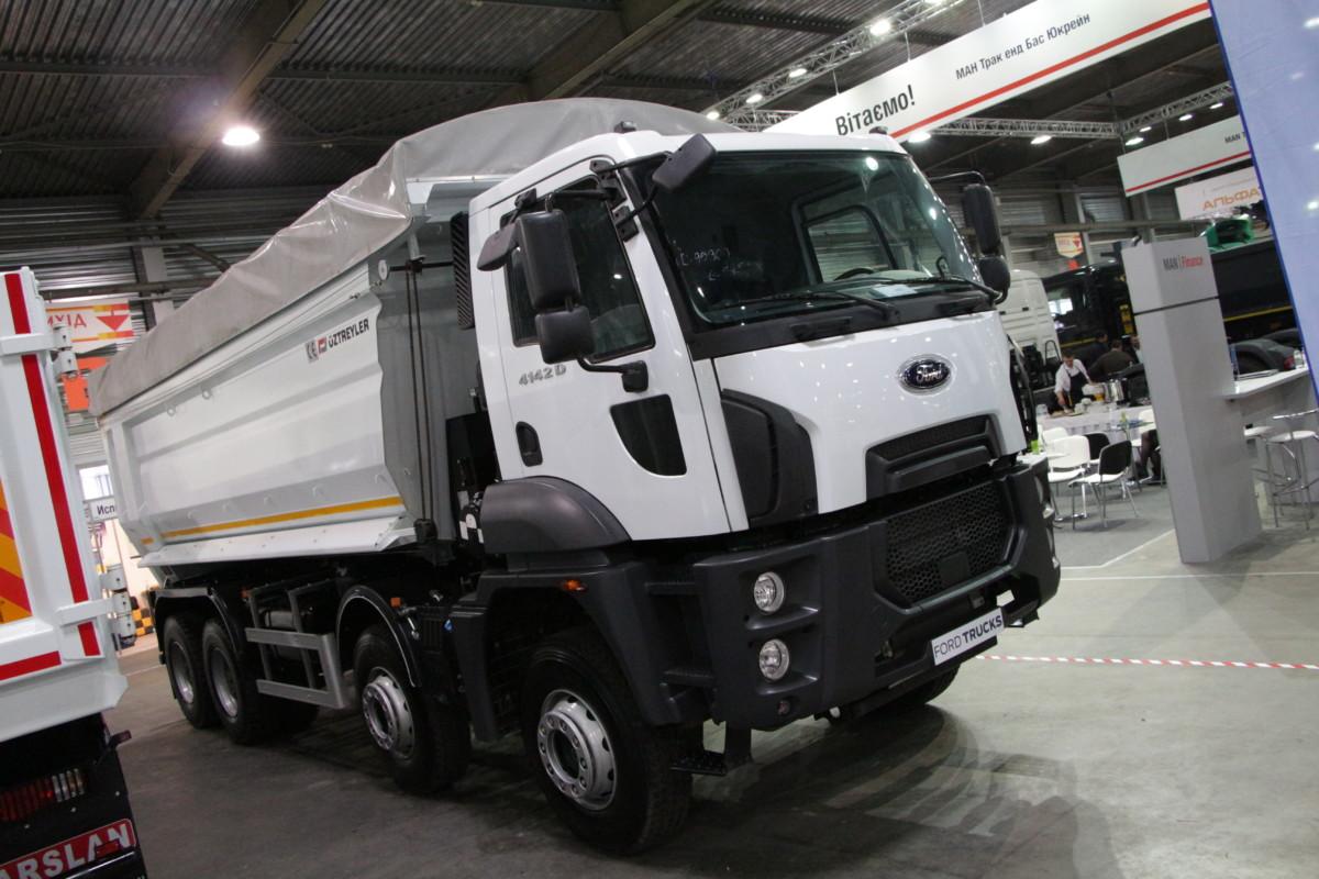 Ford Trucks 4142 (8х4)