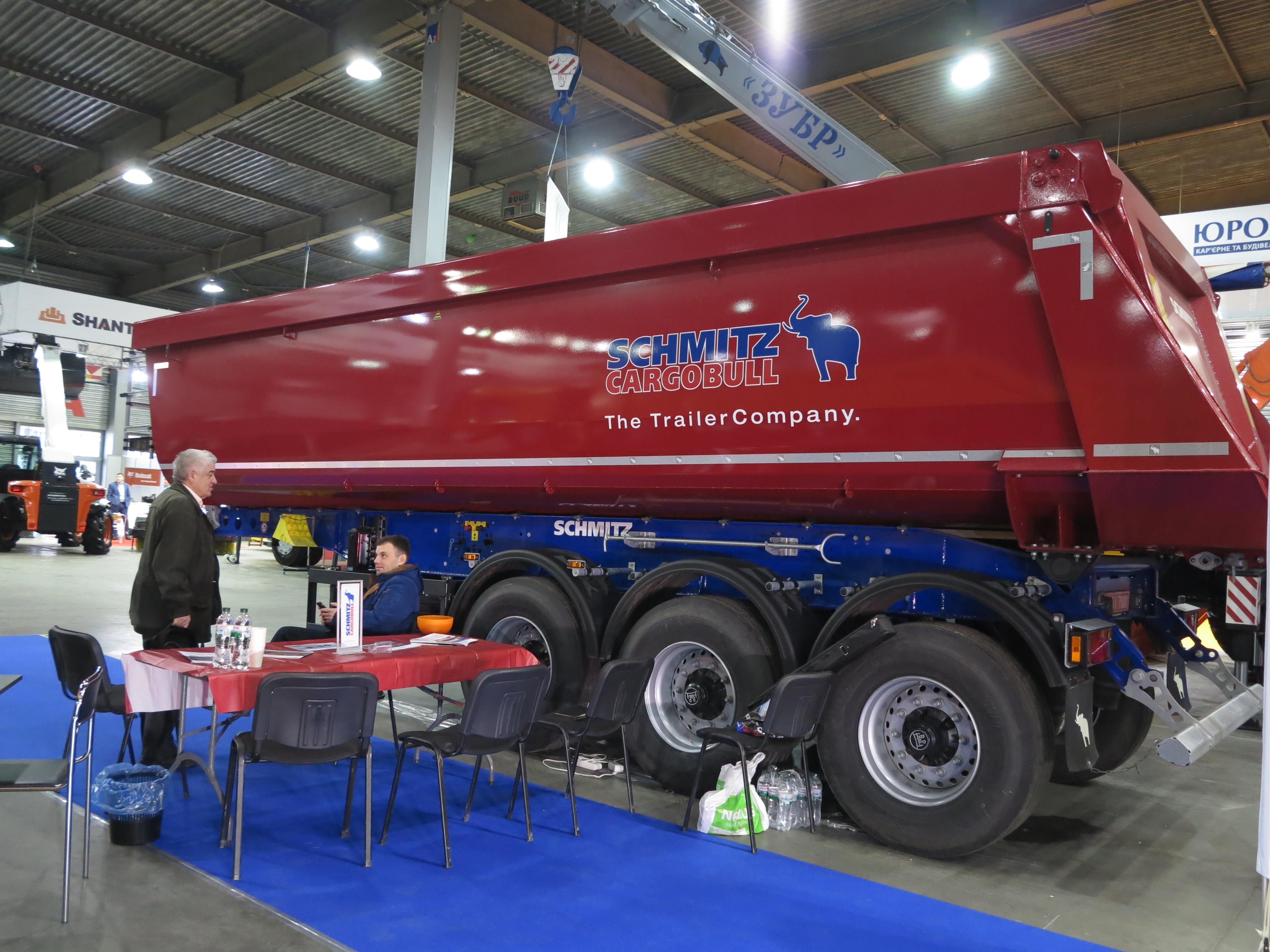 Schmitz Cargobull S.KI 24SL 8.2