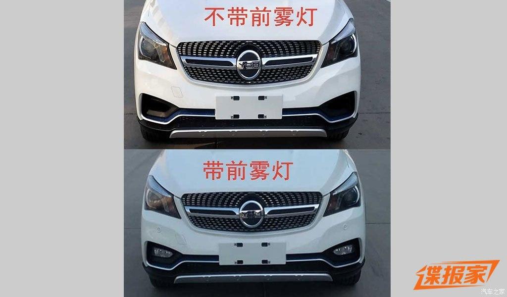 K-One - клон Mercedes-BenzGLA