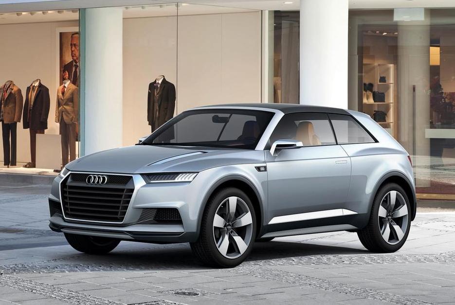 Audi Q1 SUV