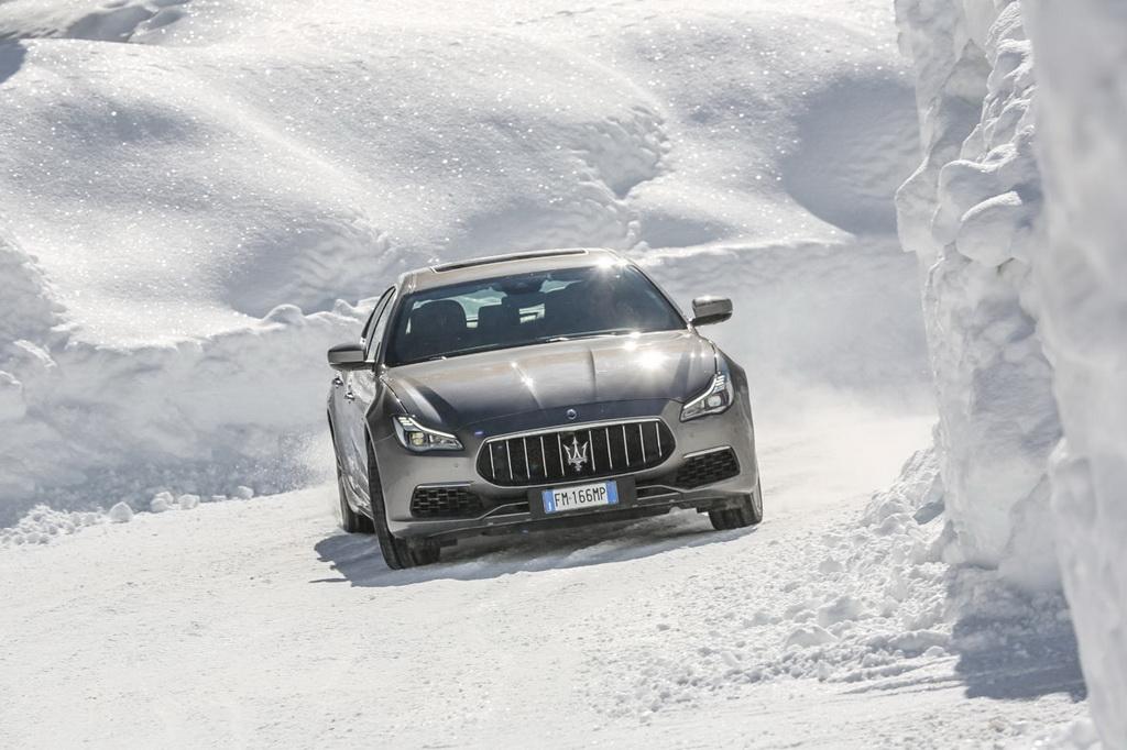 Внешность Maserati Quattroporte 2018