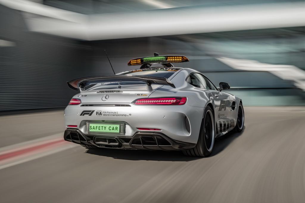 Mercedes-AMG Safety Car 2018