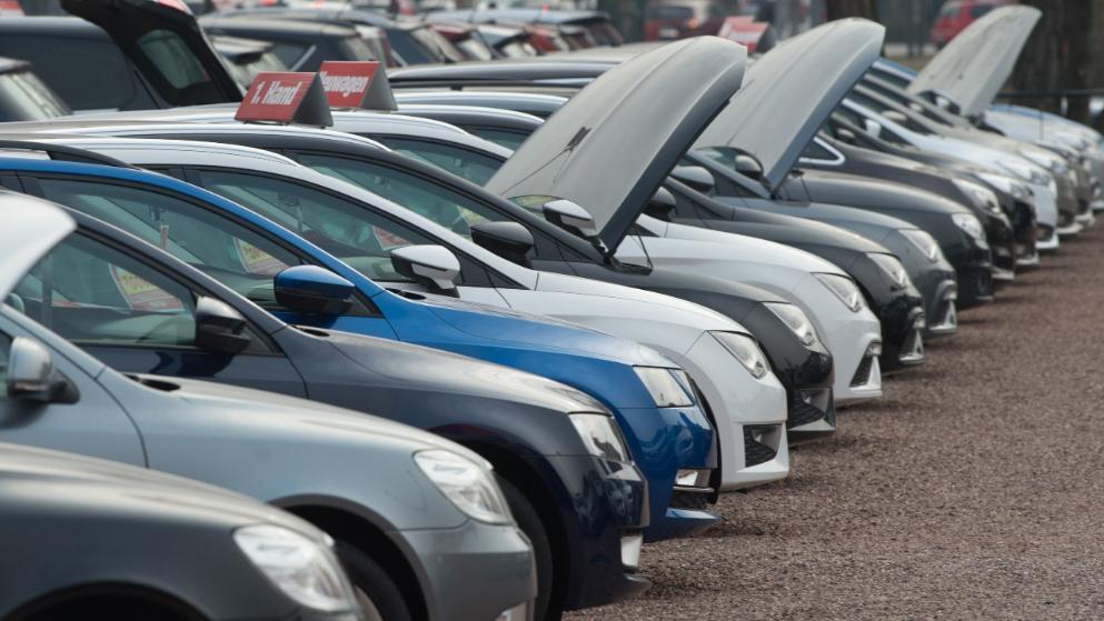 подержанные дизельные автомобили в Германии невозможно продать
