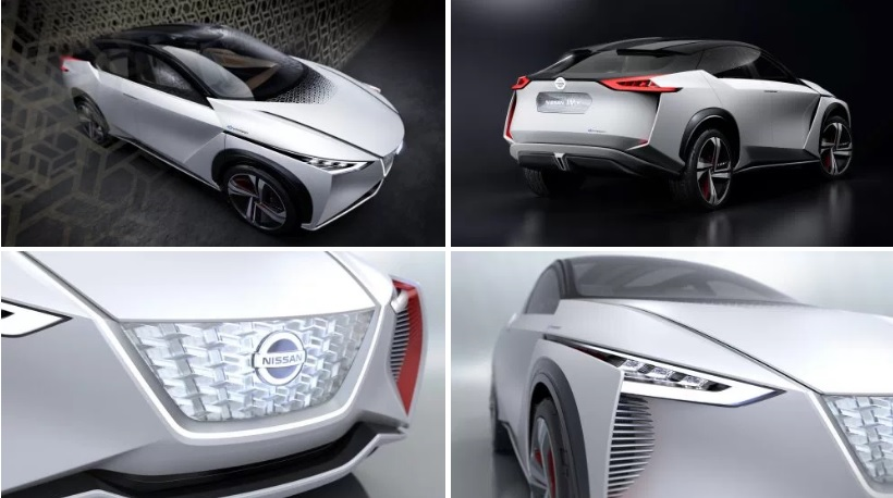 Nissan IMx готов к производству