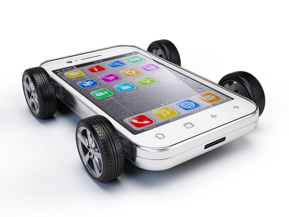 Смартфоны на колесах