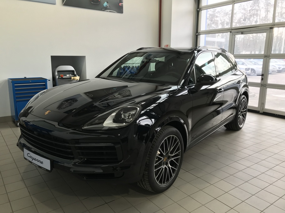 Внешность Porsche Cayenne 2018