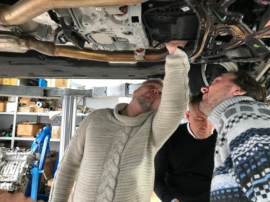 Особенность Porsche Cayenne 2018