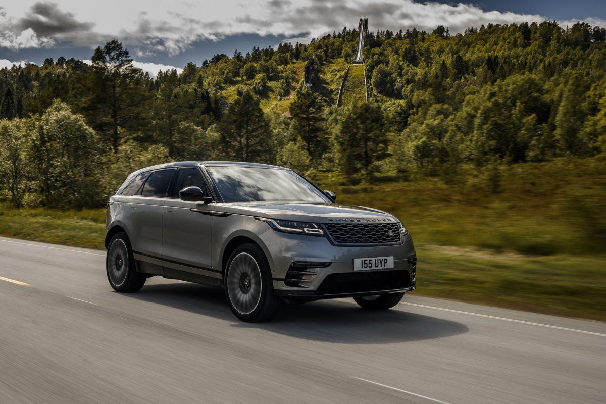 World Car of the Year 2018 - Range Rover Velar