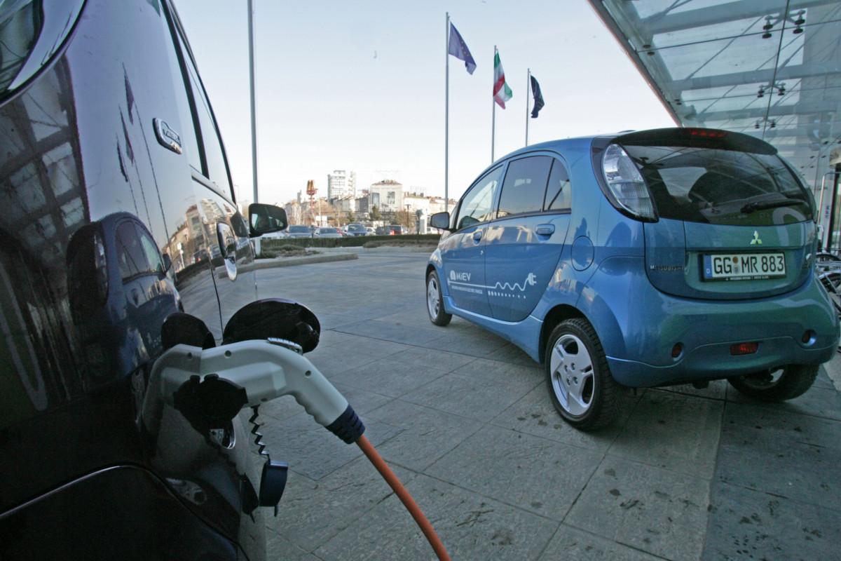 Рынок электромобилей Европы