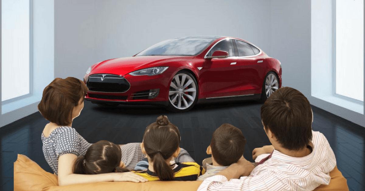 Современные автомобили похожи на телевизор а не на смартфон на колесах
