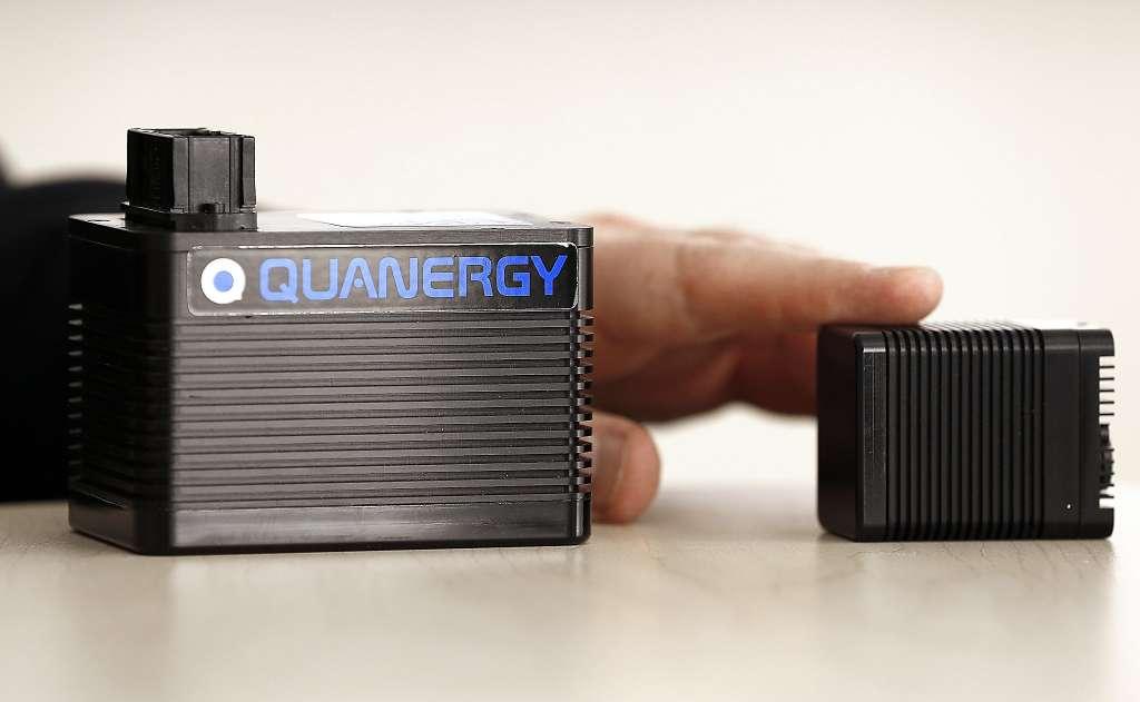 автомобильный лидар Quanergy