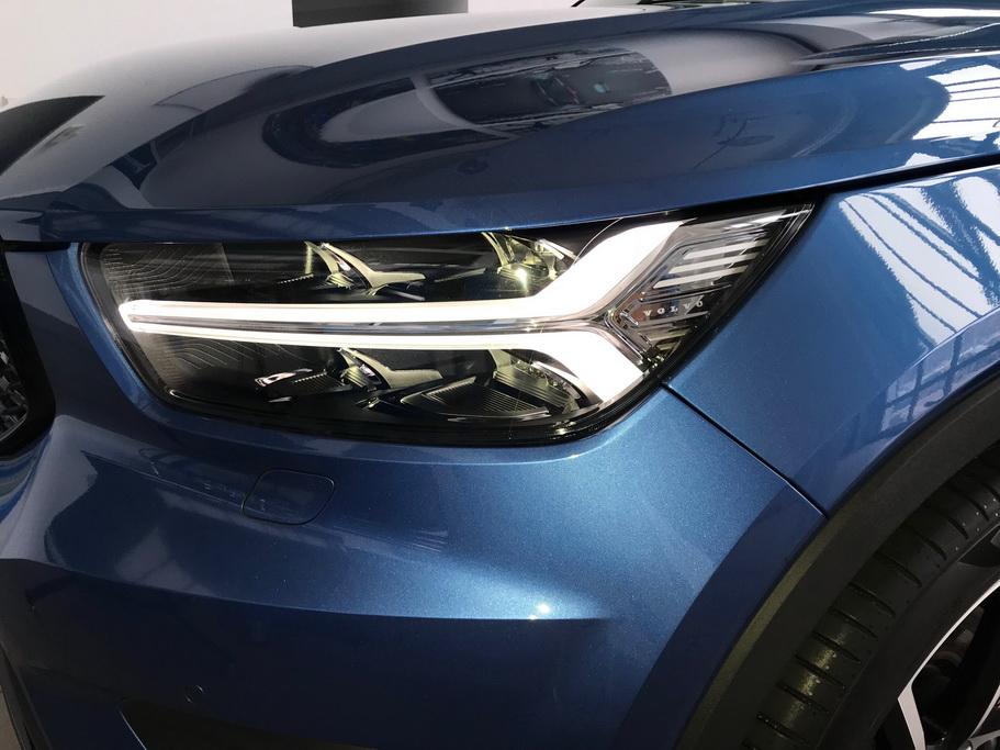 Оптика Volvo XC40 2018