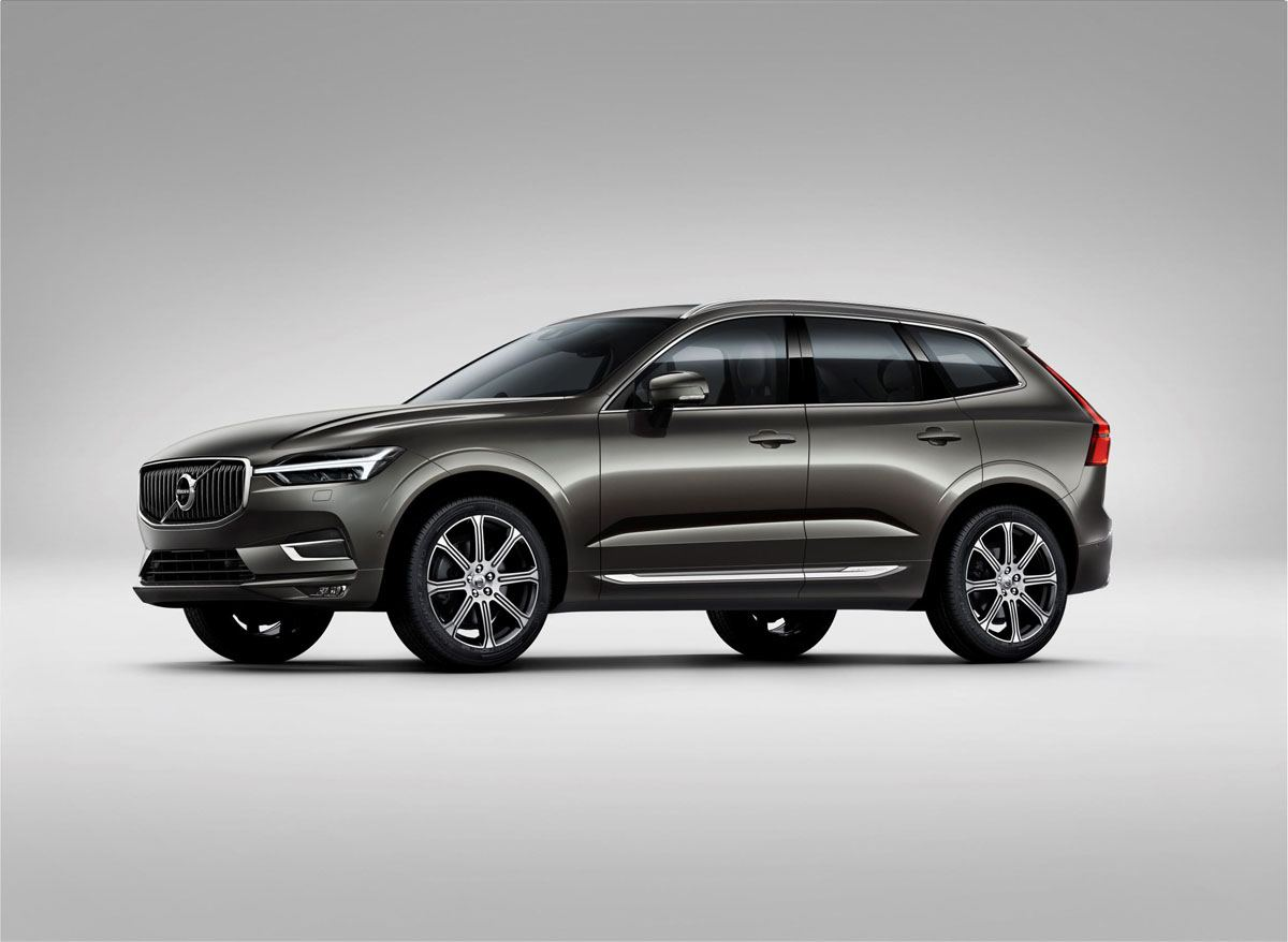 World Car of the Year 2018 - финалсит Volvo XC60
