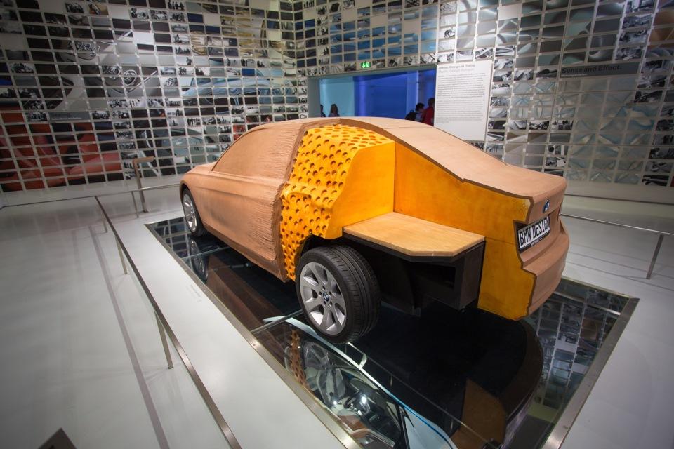 Разработка нового автомобиля