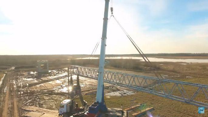 Sky Way наТроещину: вКиеве хотят построить надземную систему транспорта