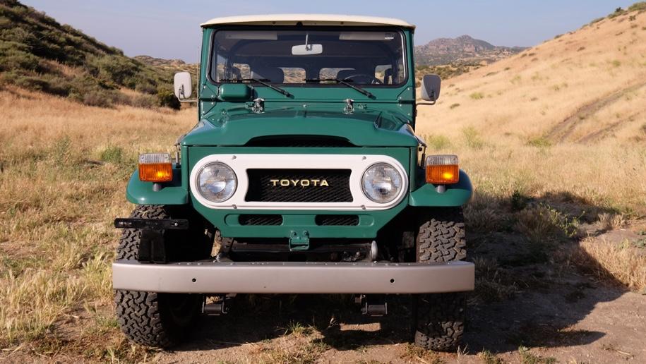 Почему 40-летний Toyota Land Cruiser продают по цене нового Крузака