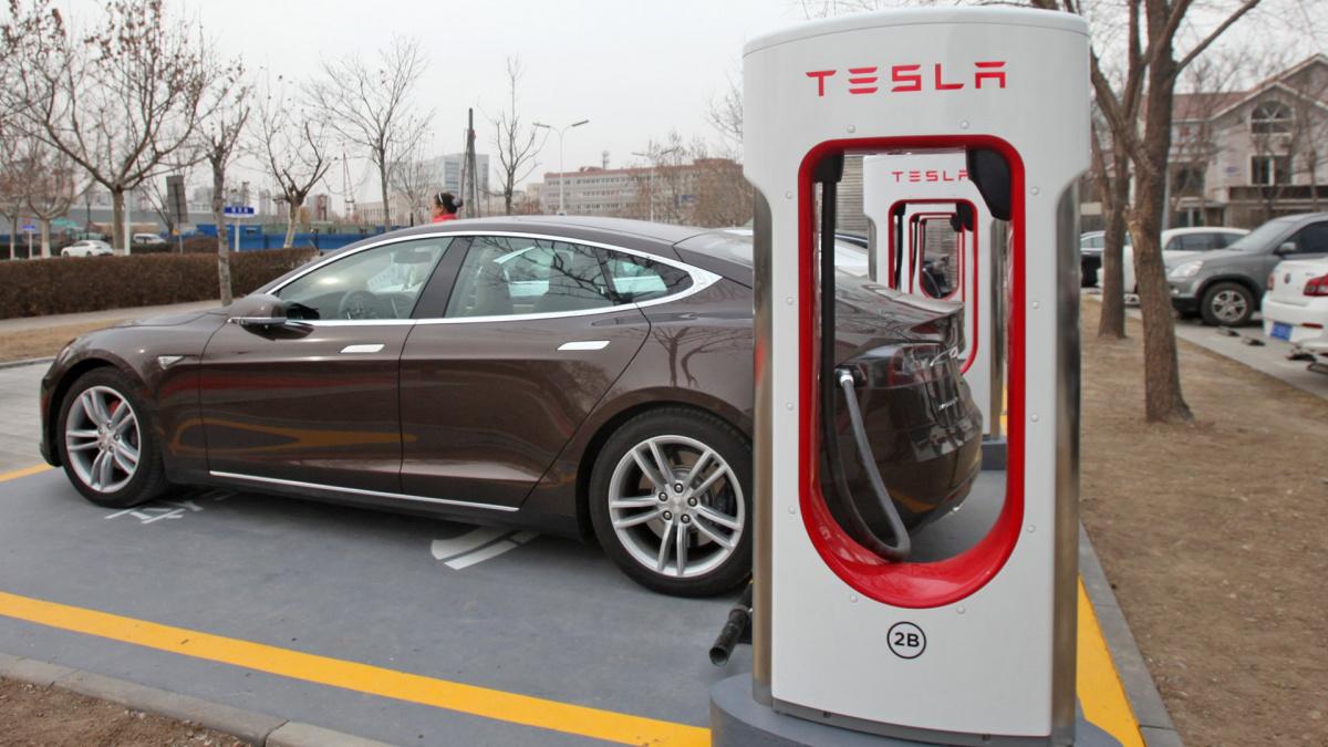 Деградация батареи Tesla