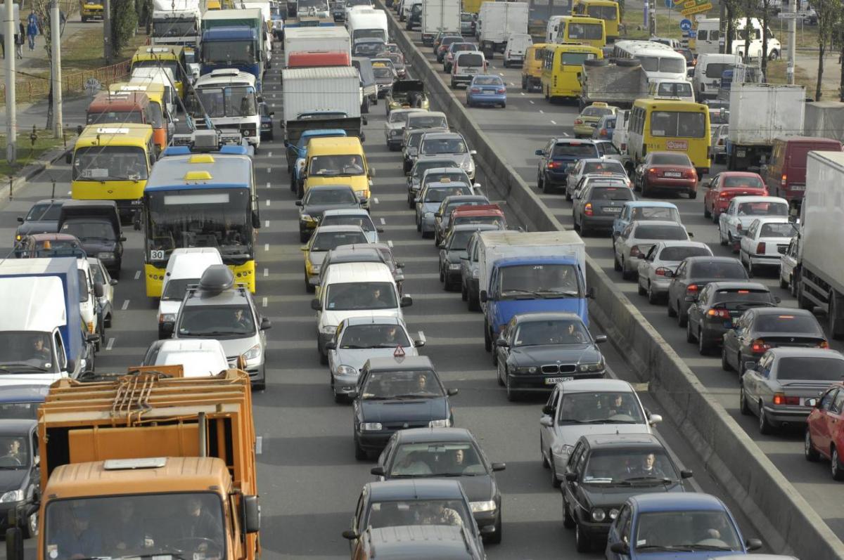 Финансирование строительства дороги в Украине