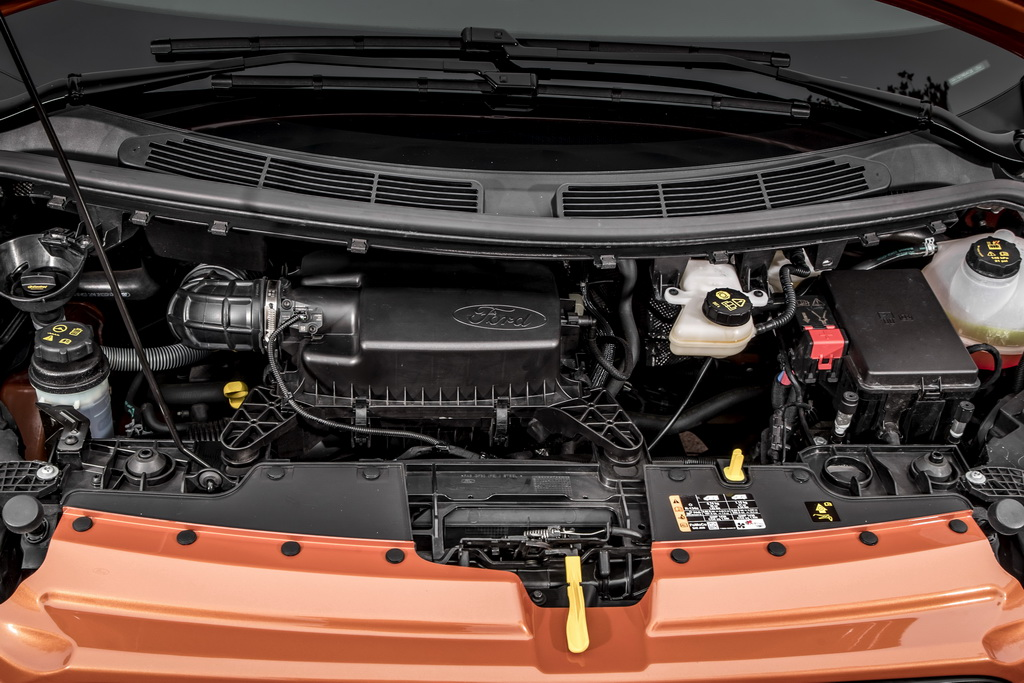 Мотор Ford Transit 2018