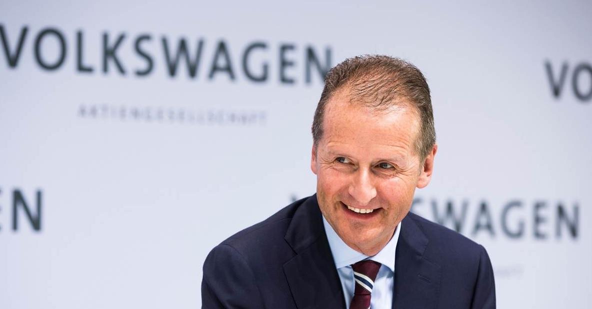 Volkswagen - Герберт Диесс