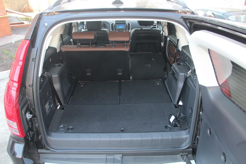 Багажник Haval H9
