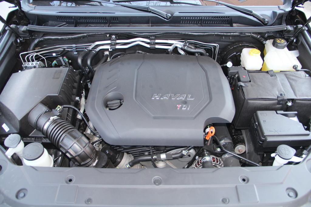 Двигатель Haval H9