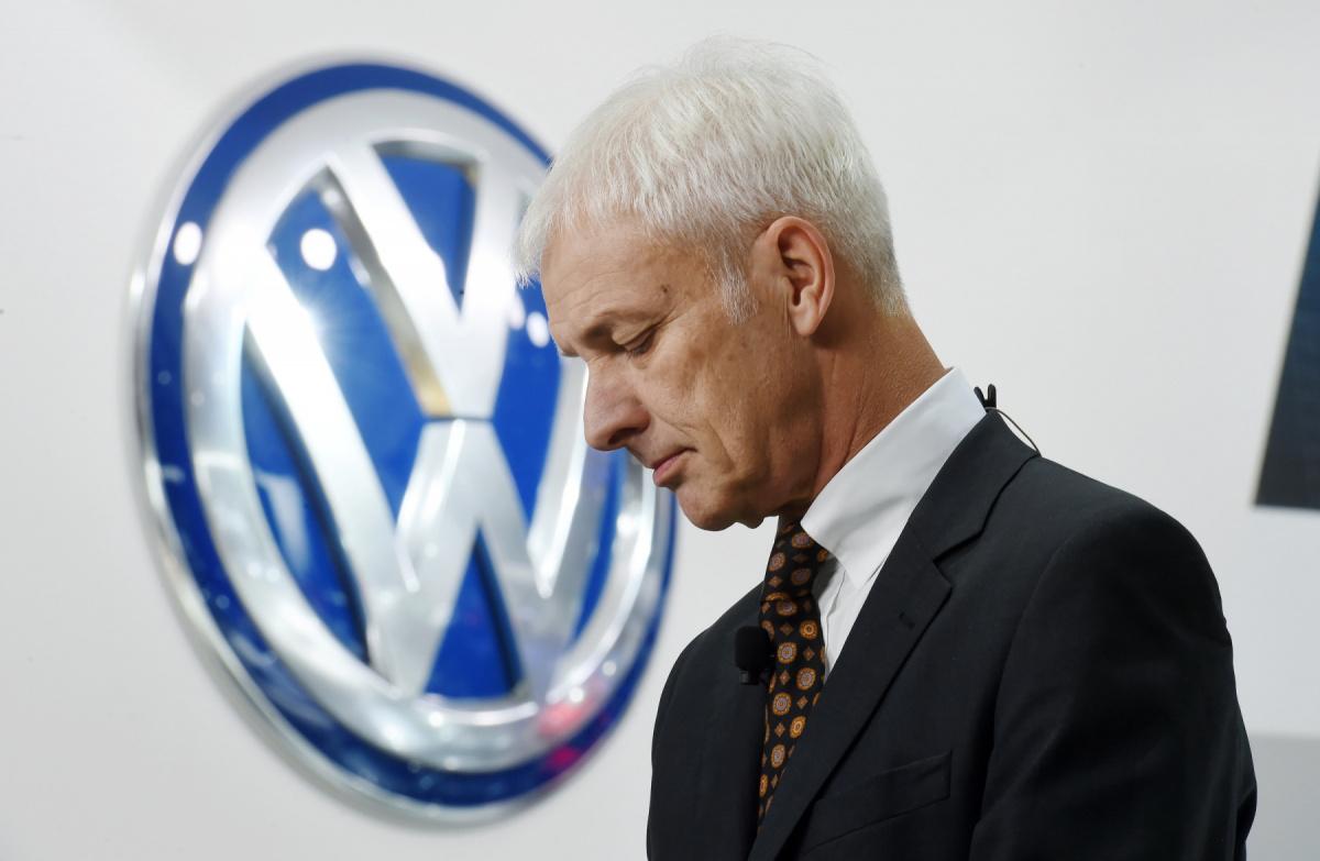 Volkswagen - Маттиас Мюллер
