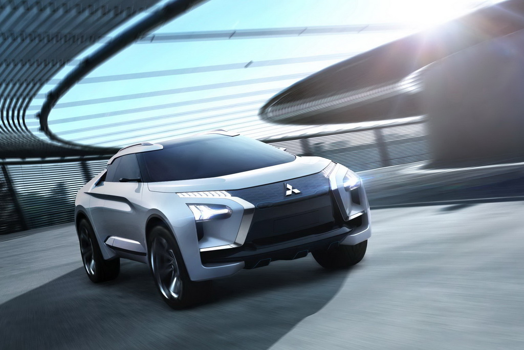 Mitsubishi e-EVO