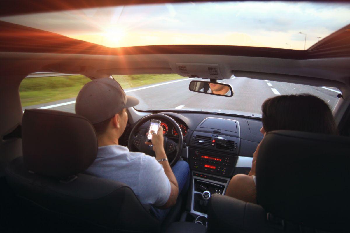 Молодые водители