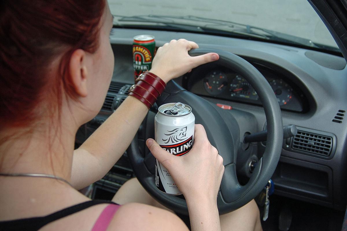 Молодые водители чаще лихачат