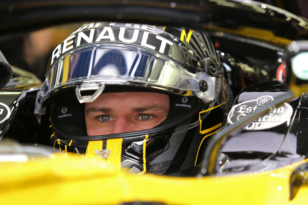 Renault Sport Formula One Team: Гран Прі Бахрейну