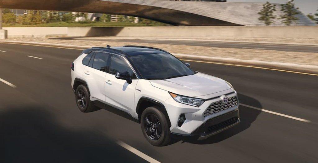 Toyota RAV4 2019: дерзкий дизайн