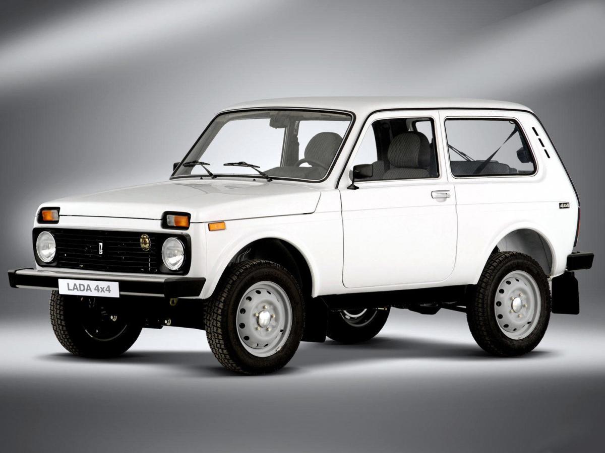 Советские автомобили - ВАЗ-2121«Нива»