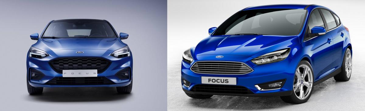 Чем новый Ford Focus 2019 отличается от предшественника