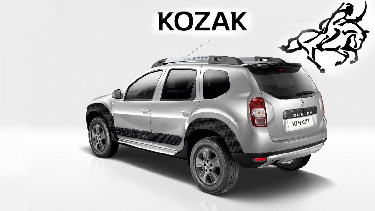 renault duster kozak