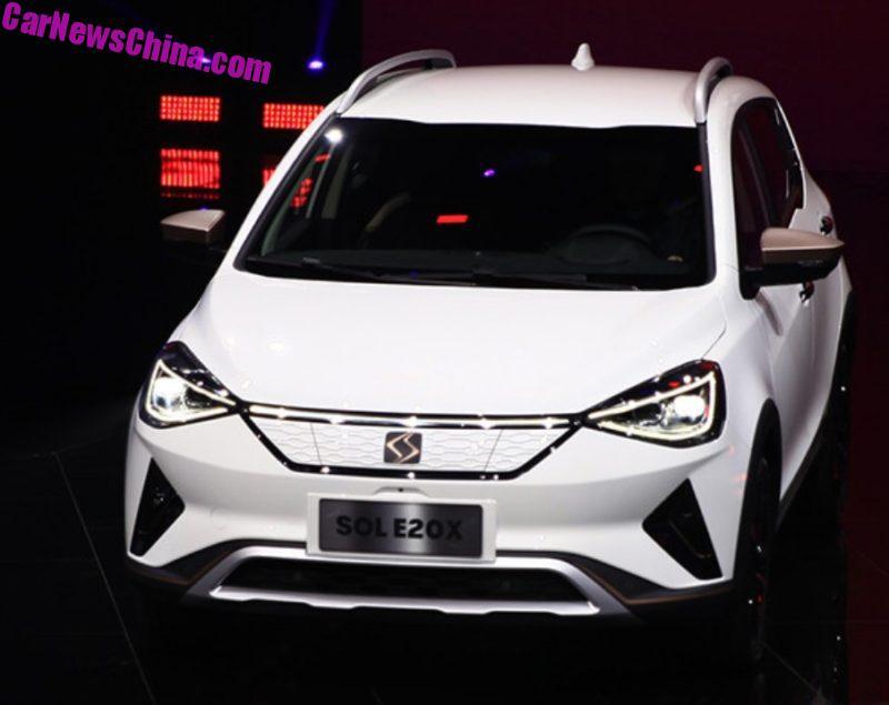 Volkswagen показал бюджетный электромобиль по цене Дастера