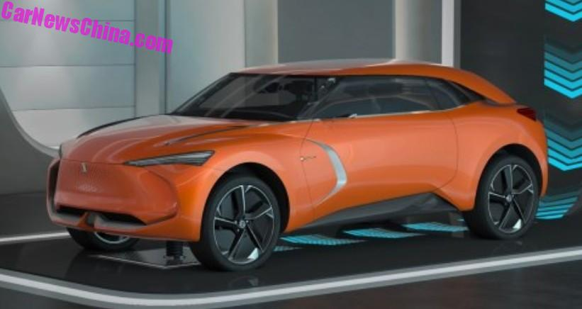 В РФ появится новый автомобильный бренд WEY