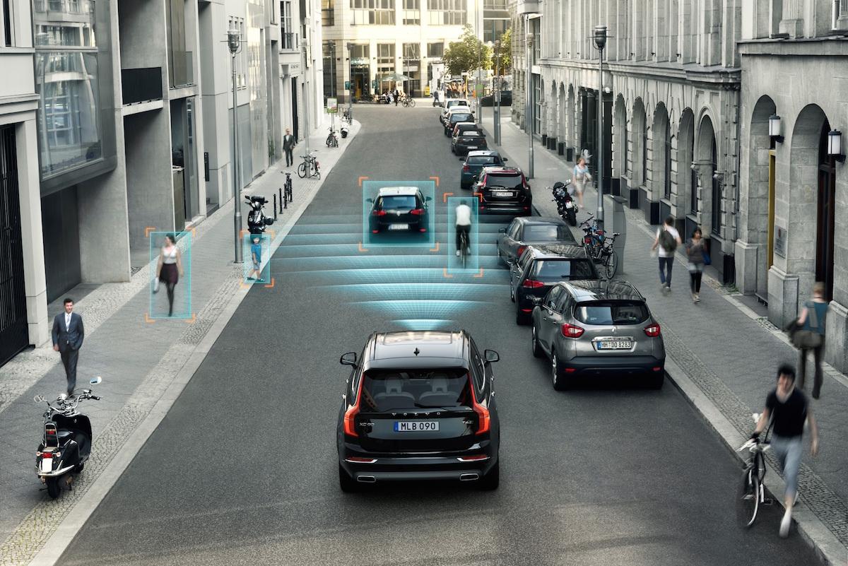 Все автомобилиЕС будут оборудованы новейшей системой безопасности к 2021